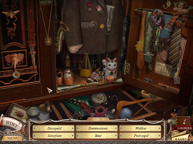 Spel Screenshot 1 Inspector Magnusson: Murder on the Titanic