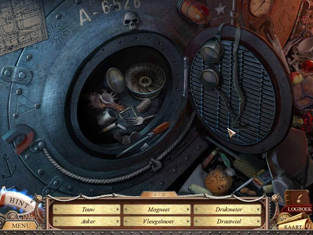 Spel Screenshot 2 Inspector Magnusson: Murder on the Titanic