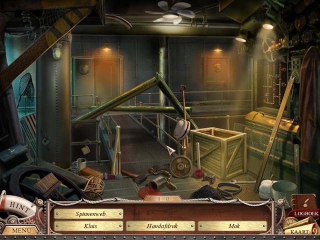 Spel Screenshot 3 Inspector Magnusson: Murder on the Titanic