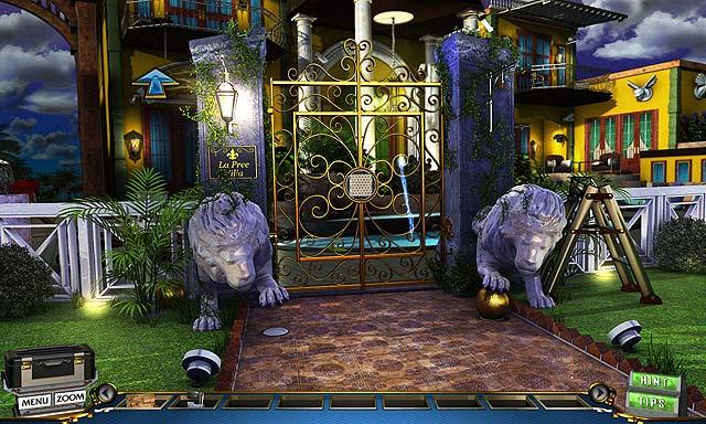 Spel Screenshot 2 Intrigue Inc: De Vlucht van de Raaf