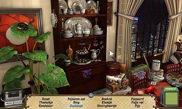Spel Screenshot 3 Intrigue Inc: De Vlucht van de Raaf