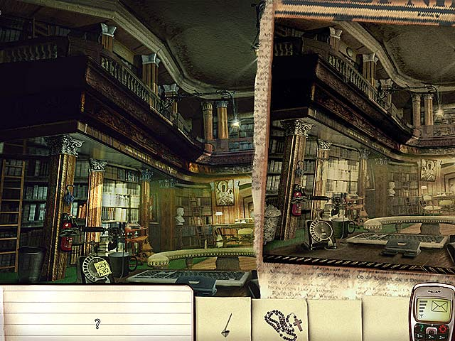 Spel Screenshot 2 Jade Rousseau: The Fall of Sant' Antonio