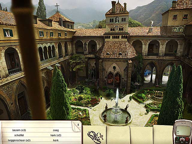 Spel Screenshot 3 Jade Rousseau: The Fall of Sant' Antonio
