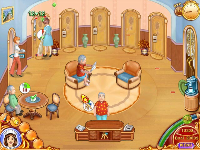 Spel Screenshot 1 Jane's Hotel