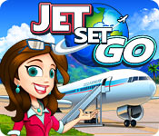 Feature Screenshot Spel Jet Set Go