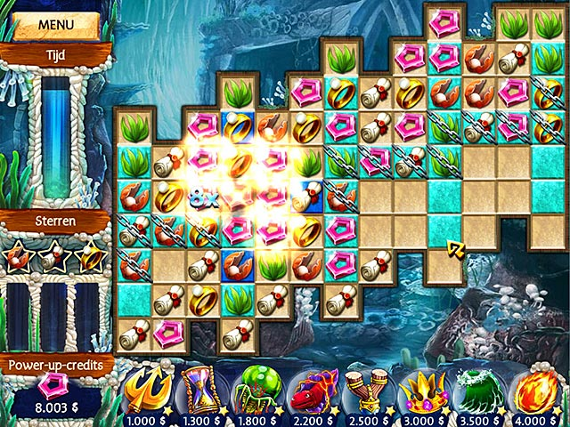 Spel Screenshot 1 Jewel Legends: Atlantis