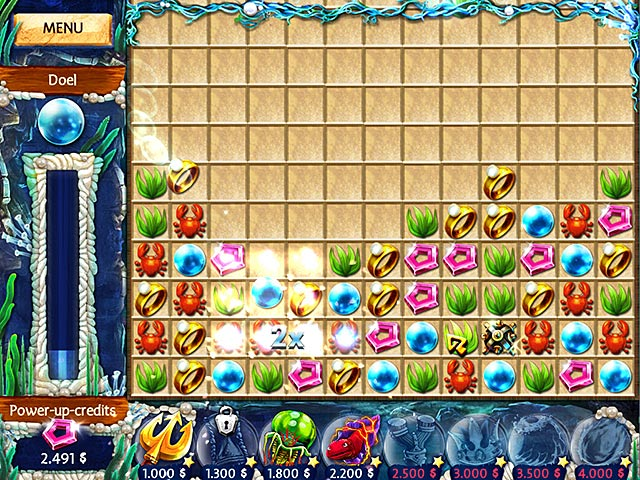 Spel Screenshot 3 Jewel Legends: Atlantis