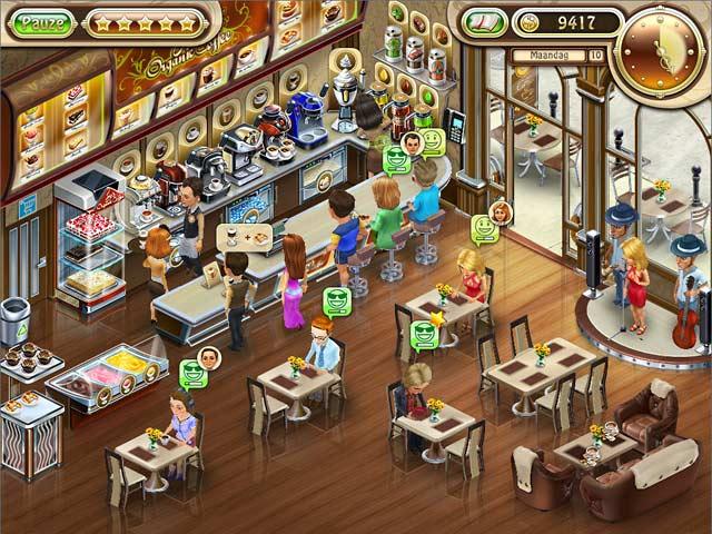 Spel Screenshot 3 Jokes Biologische Koffieparadijs