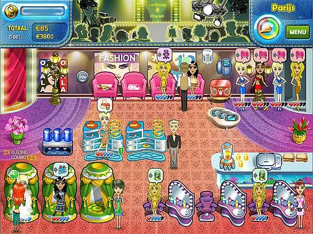Spel Screenshot 1 Julia's Mode-Imperium