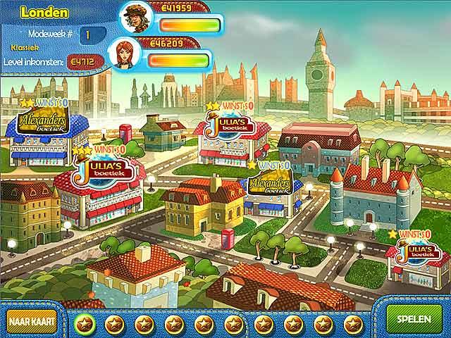 Spel Screenshot 2 Julia's Mode-Imperium