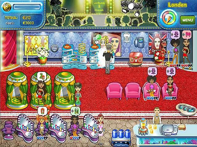 Spel Screenshot 3 Julia's Mode-Imperium