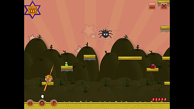 Spel Screenshot 2 Jump, Bobo! Jump!
