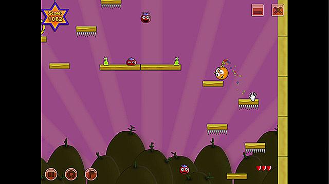 Spel Screenshot 3 Jump, Bobo! Jump!