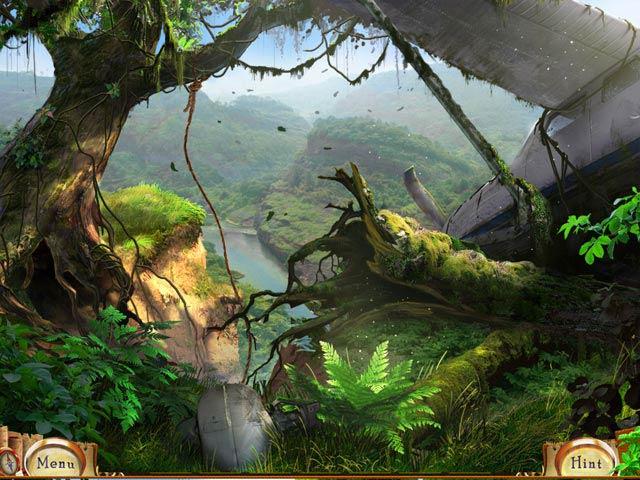 Spel Screenshot 1 Kate Arrow: Het Verlaten Woud