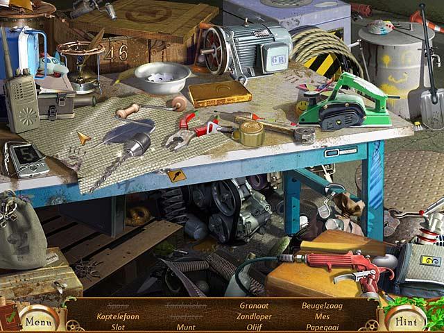 Spel Screenshot 2 Kate Arrow: Het Verlaten Woud
