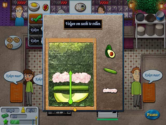Spel Screenshot 3 Kitchen Brigade