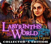 Labyrinths of the World: Stonehenge Legend Collector's Edition