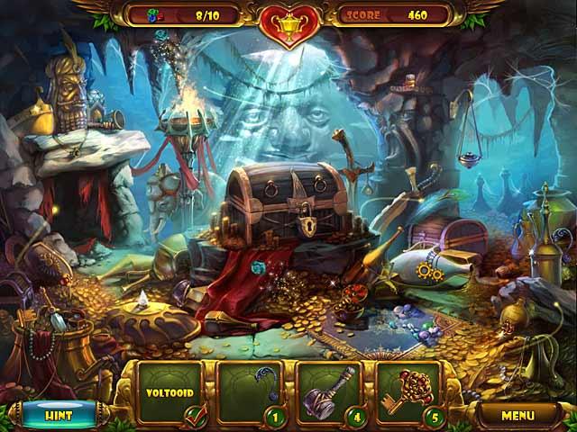Spel Screenshot 3 Lamp of Aladdin