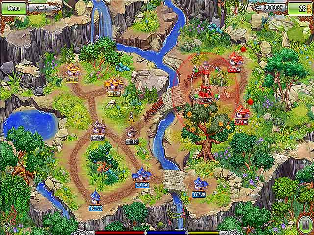 Spel Screenshot 1 LandGrabbers