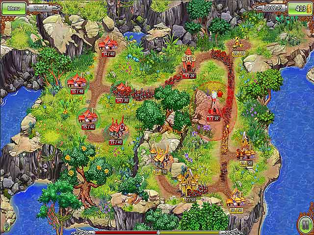 Spel Screenshot 3 LandGrabbers