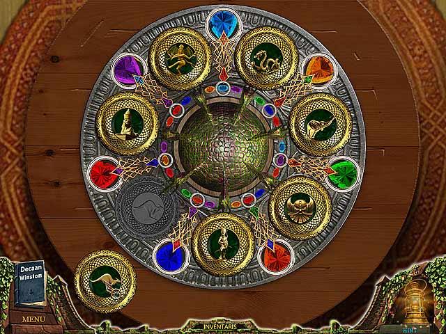 Spel Screenshot 2 Lara Gates: De Verloren Talisman