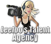 Feature Screenshot Spel Leeloo's Talent Agency