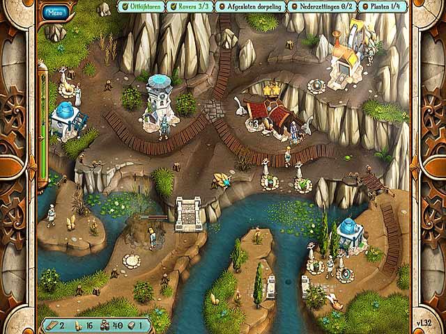 Spel Screenshot 1 Legends of Atlantis: Exodus