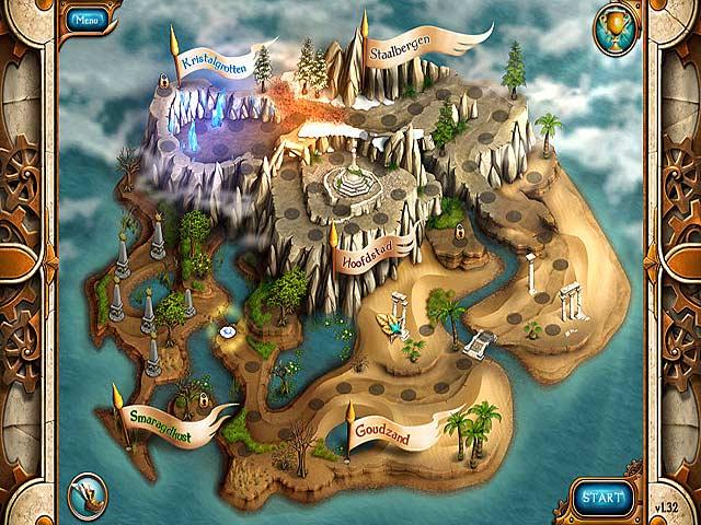Spel Screenshot 2 Legends of Atlantis: Exodus