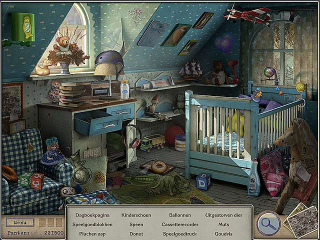 Spel Screenshot 2 Letters from Nowhere 2