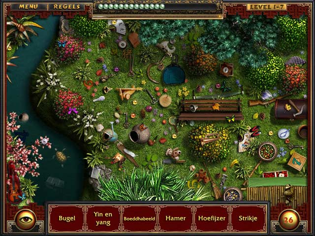 Spel Screenshot 3 Liong - The Lost Amulets