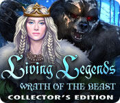 Feature Screenshot Spel Living Legends - Wrath of the Beast Collector's Edition