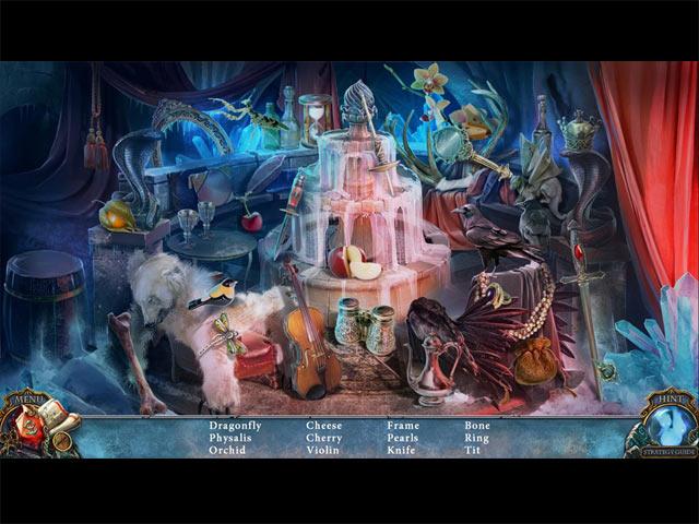 Spel Screenshot 1 Living Legends - Wrath of the Beast Collector's Edition