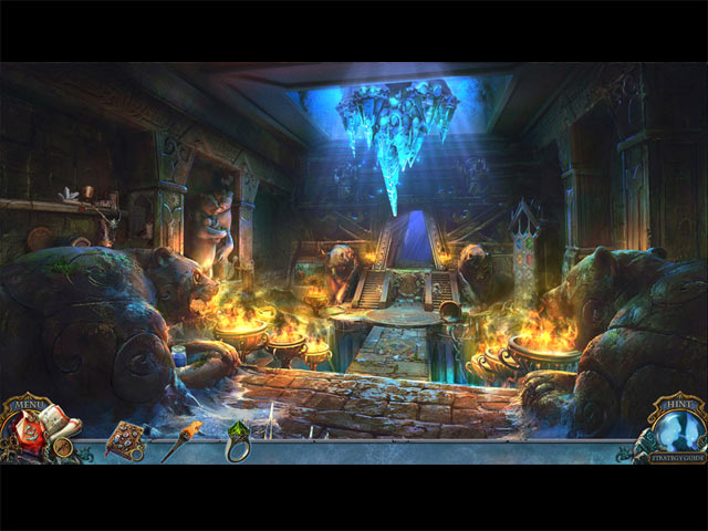 Spel Screenshot 2 Living Legends - Wrath of the Beast Collector's Edition