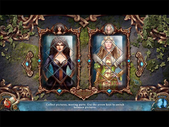 Spel Screenshot 3 Living Legends - Wrath of the Beast Collector's Edition