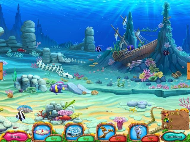 Spel Screenshot 2 Lost in Reefs 2