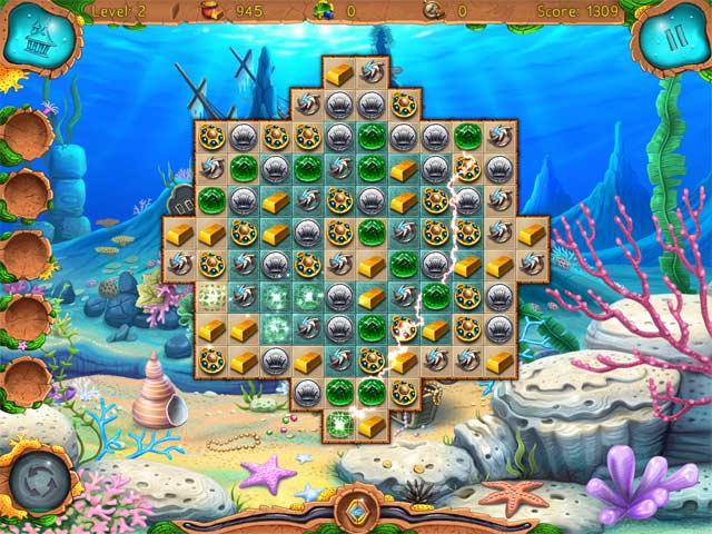 Spel Screenshot 3 Lost in Reefs 2
