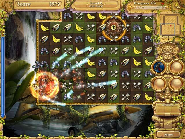 Spel Screenshot 3 Lost Inca Prophecy 2: The Hollow Island