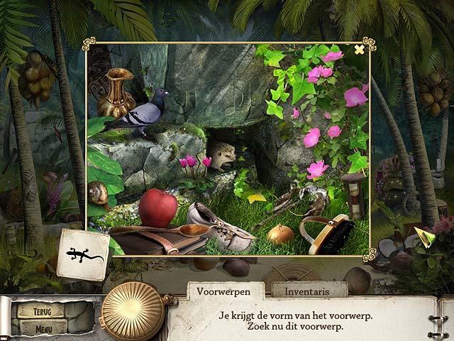Spel Screenshot 1 Lost Lagoon: De Nalatenschap van het Eiland