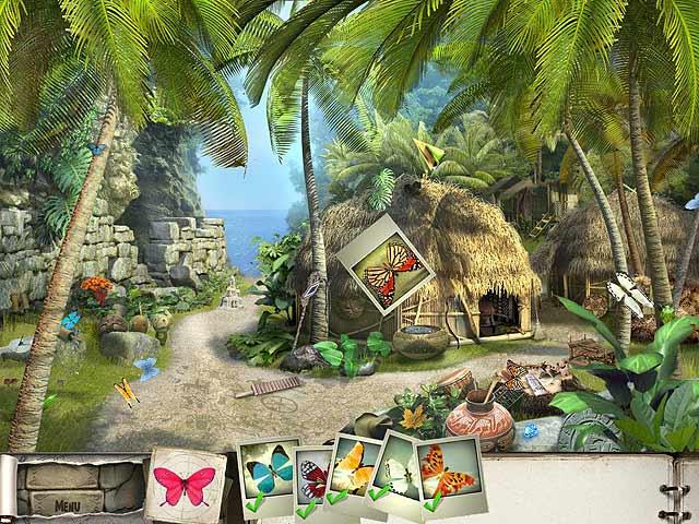 Spel Screenshot 2 Lost Lagoon: De Nalatenschap van het Eiland