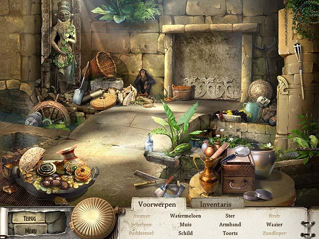 Spel Screenshot 3 Lost Lagoon: De Nalatenschap van het Eiland
