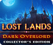 Feature Screenshot Spel Lost Lands: Dark Overlord Collector's Edition