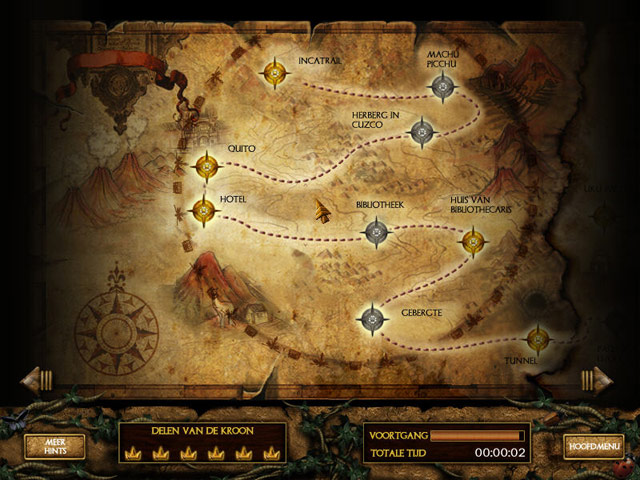 Spel Screenshot 3 Lost Realms: Nalatenschap van de Zonneprinses