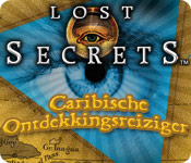 Feature Screenshot Spel Lost Secrets: Caribische Ontdekkingsreiziger