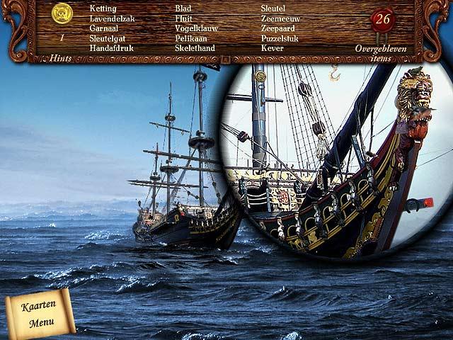 Spel Screenshot 1 Lost Secrets: Caribische Ontdekkingsreiziger