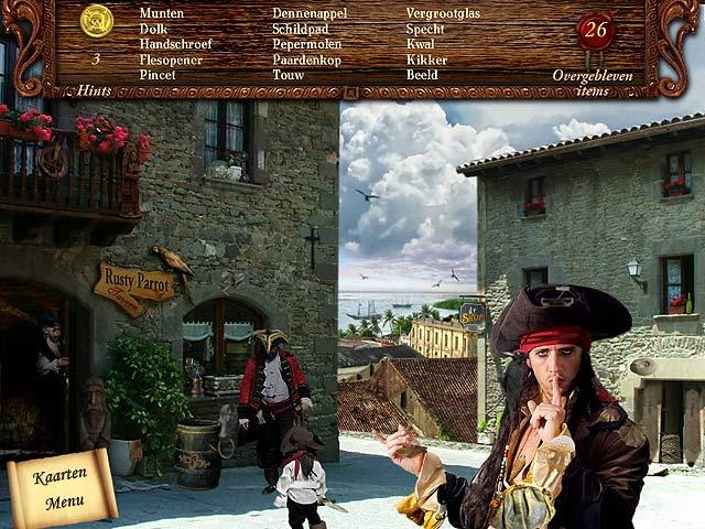 Spel Screenshot 2 Lost Secrets: Caribische Ontdekkingsreiziger