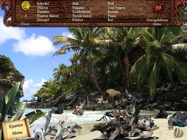 Spel Screenshot 3 Lost Secrets: Caribische Ontdekkingsreiziger