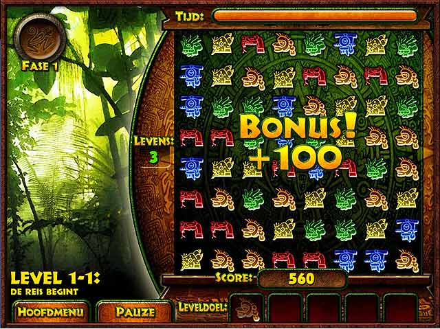 Spel Screenshot 1 The Lost City of Gold