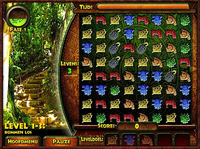 Spel Screenshot 3 The Lost City of Gold