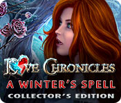 Feature Screenshot Spel Love Chronicles: A Winter's Spell Collector's Edition