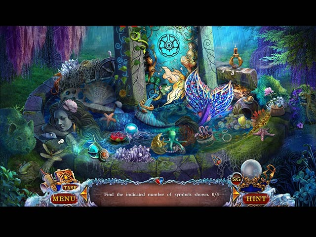 Spel Screenshot 1 Love Chronicles: A Winter's Spell Collector's Edition
